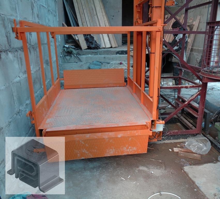 Платформа каретки ПМГ-1-1000